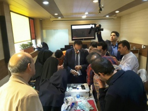 hands on aligner in iran