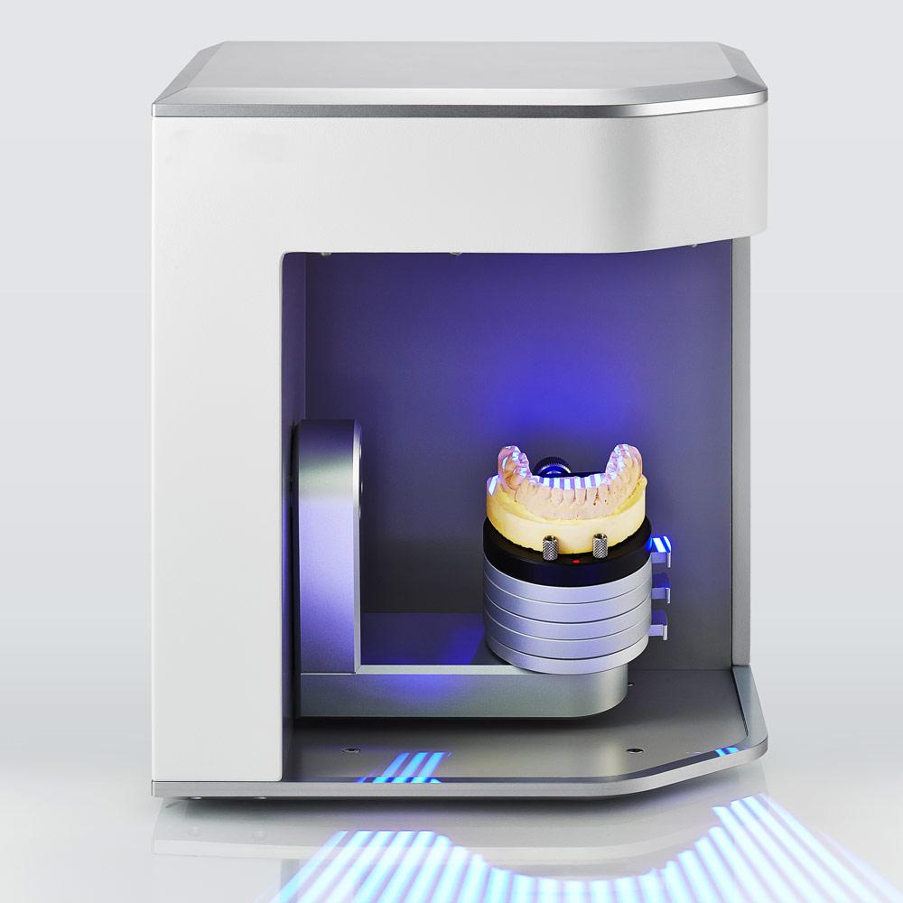 اسکنر سه بعدی دندانپزشکی